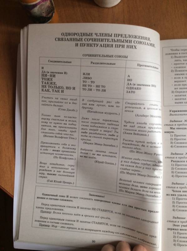 Орфографии практикум гдз по 7 пунктуации и язык русский класса