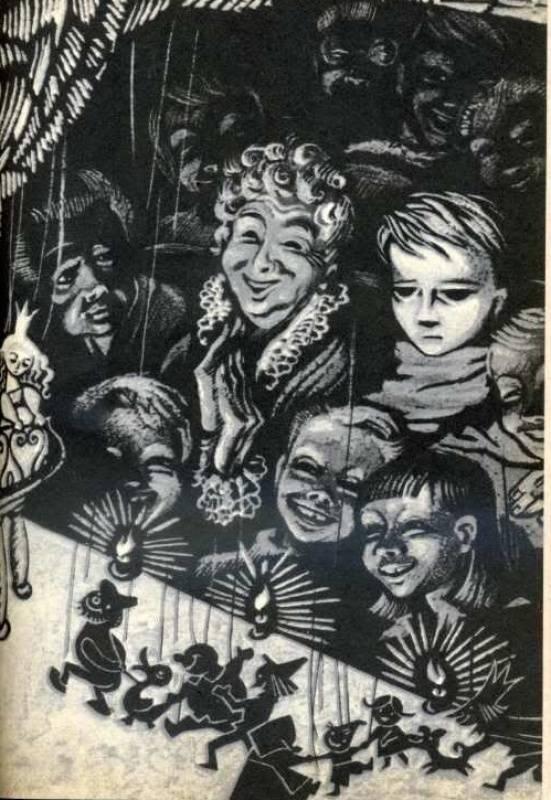 Иллюстрация 15 из 41 для Тим Талер, или Проданный смех - Джеймс Крюс   Лабиринт - книги. Источник: ELOIZA