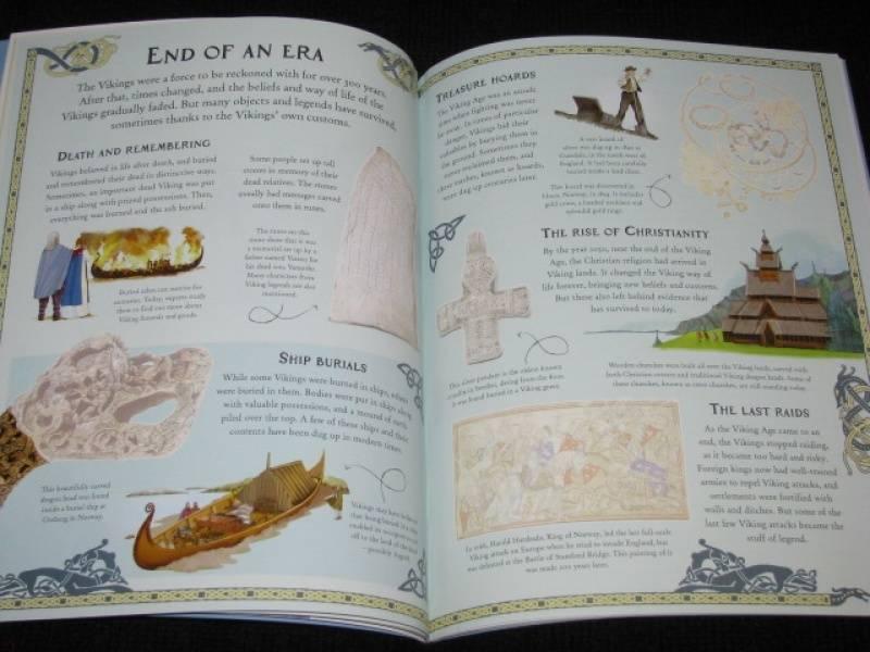 Иллюстрация 15 из 17 для The Story of the Vikings Sticker Book - Megan Cullis | Лабиринт - книги. Источник: Nemertona