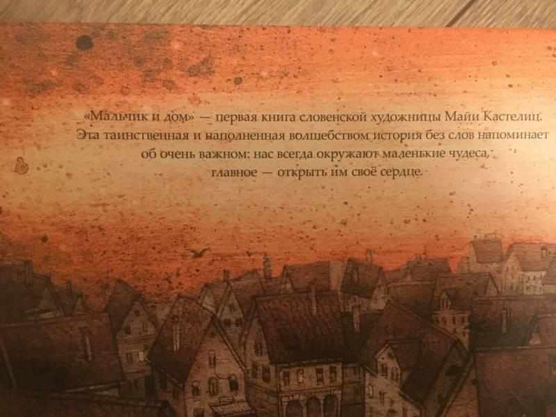 Иллюстрация 18 из 41 для Мальчик и дом - Майя Кастелиц   Лабиринт - книги. Источник: Milagro