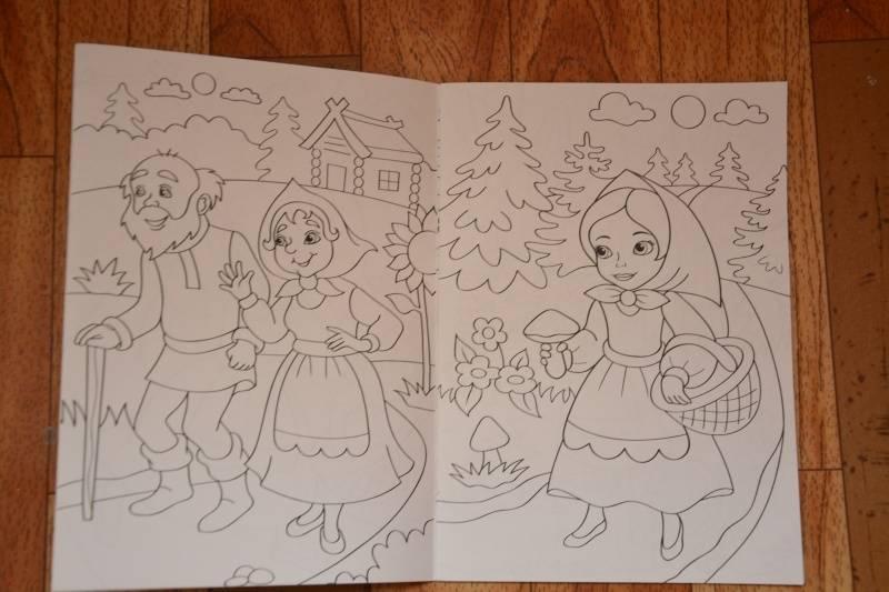 картинки для раскраски детям формат а5 Prakard