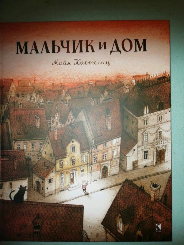 Иллюстрация 36 из 41 для Мальчик и дом - Майя Кастелиц | Лабиринт - книги. Источник: Тухватуллина Оксана