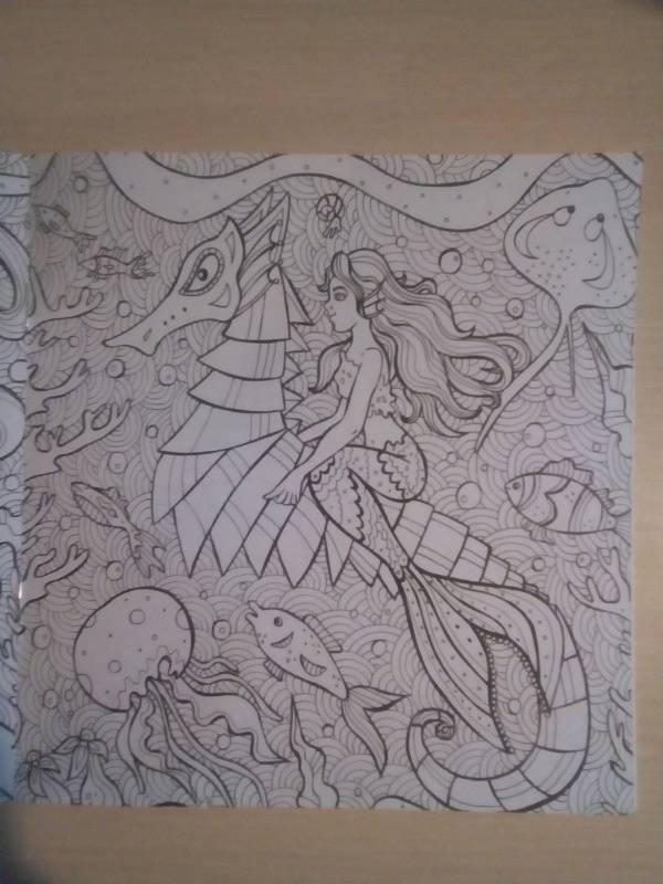 """Иллюстрация 22 из 27 для Раскраска-антистресс """"Тайны ..."""