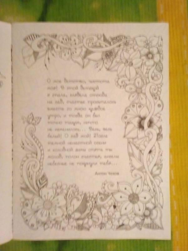 Иллюстрация 16 из 30 для Волшебный сад. Раскраска для ...