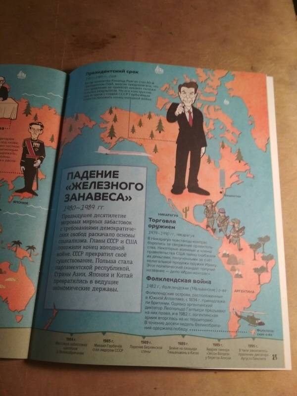 Иллюстрация 12 из 17 для Новейшая история: невероятный ХХ век - Джон Фарндон | Лабиринт - книги. Источник: Ezh Ezh