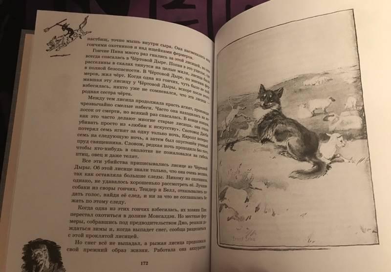 Иллюстрация 72 из 72 для Рассказы о животных. Часть 1 - Эрнест Сетон-Томпсон | Лабиринт - книги. Источник: Маяковская  Виктория