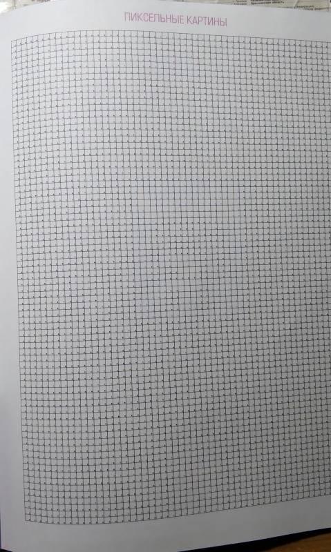 Иллюстрация 28 из 31 для Пиксель-арт   Лабиринт - книги. Источник: Bagirochka