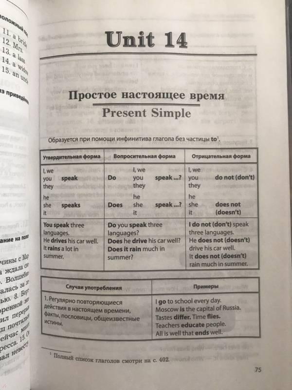 Иллюстрация 7 из 16 для Английская грамматика XXI века. Универсальный эффективный курс. С ключами к упражнениям - Ионина, Саакян | Лабиринт - книги. Источник: Лабиринт