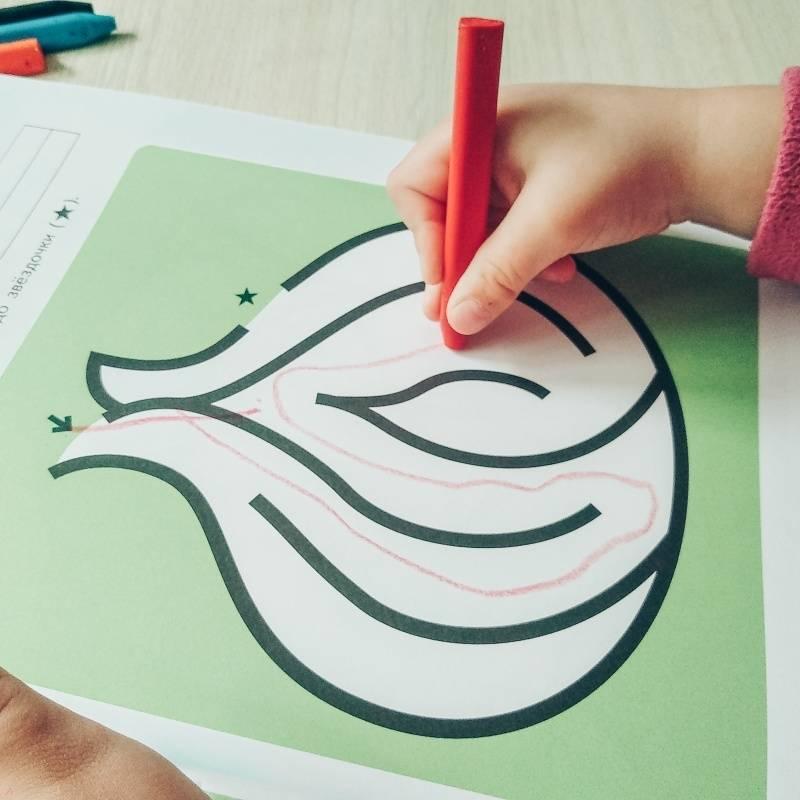 Иллюстрация 60 из 68 для KUMON. Простые лабиринты - Тору Кумон   Лабиринт - книги. Источник: Лабиринт