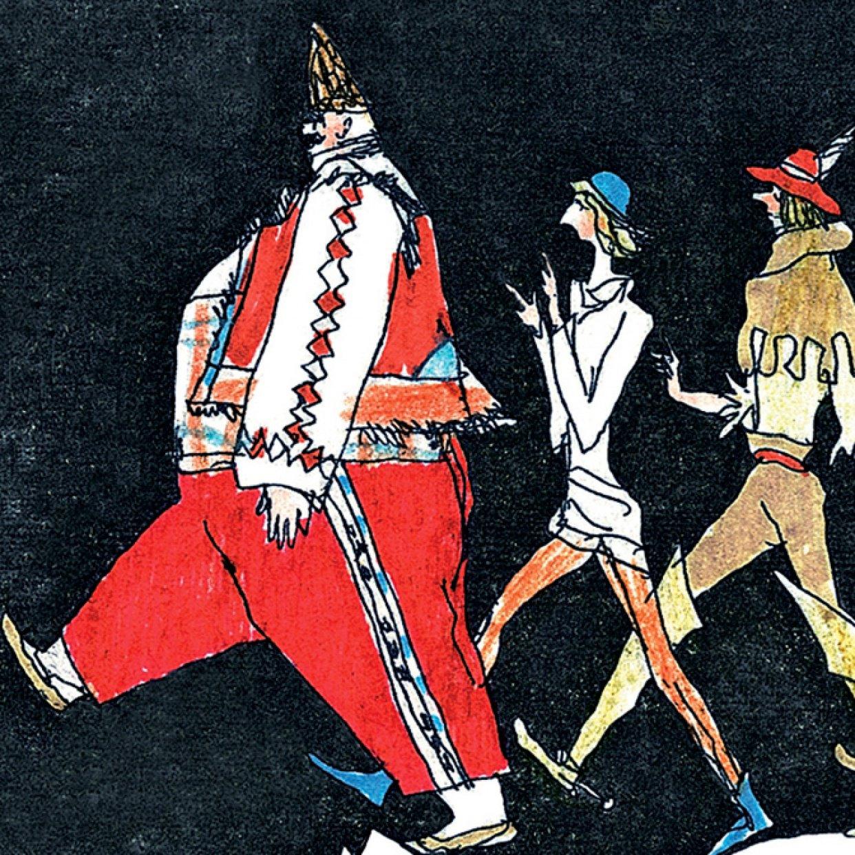 Новая жизнь народных сказок: «Не сегодня, не вчера это было» Виктора Важдаева