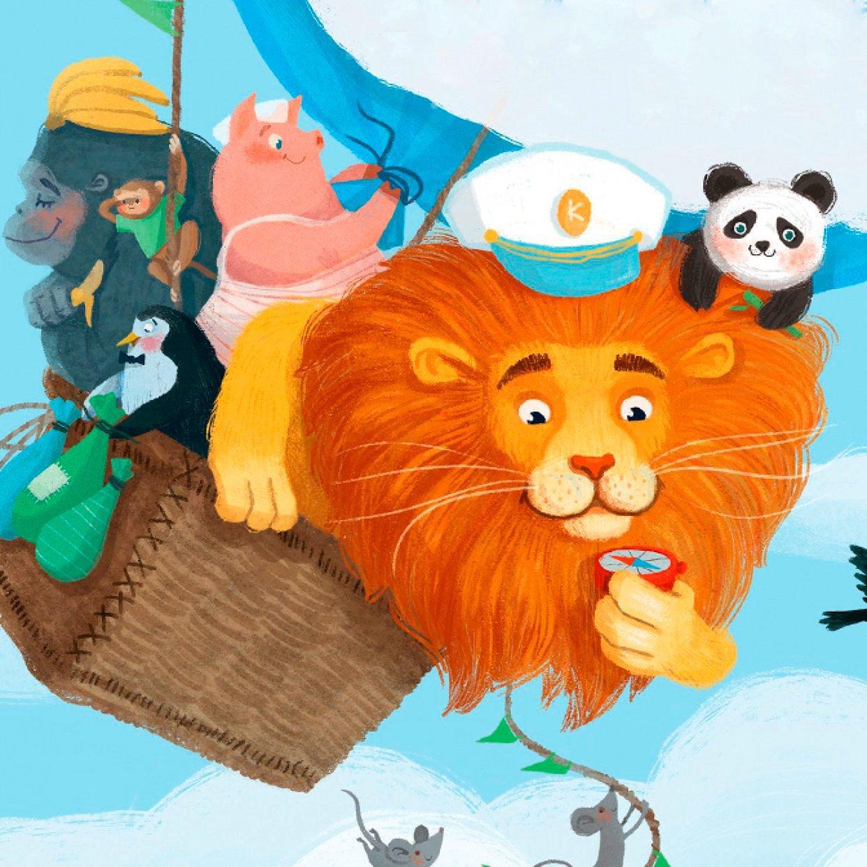 На небе зоопарк, на грядке беспорядки: веселые стихи для дошкольников