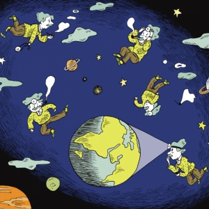 Комиксы: актуальное искусство и серьезный разговор. Часть вторая