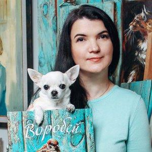 Коты, цветы, старинные фотографии: чем вдохновляется художница Мария Павлова