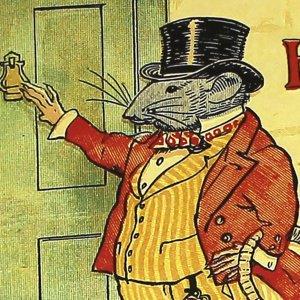 Чистые изящные линии и тонкий юмор иллюстраций Рэндольфа Кальдекотта