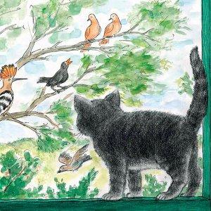 Крамер, Финдус, Мяули, Боб и Мурлыка – знаменитые литературные коты