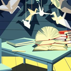 В мире приключений: «затягивающие» книги для детей и подростков