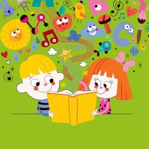 Как полюбить читать? Первые сказки для малышей