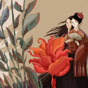 От беседки к цветку и вееру, или Две книги Лизы Си, настоятельно рекомендуемые феминистками