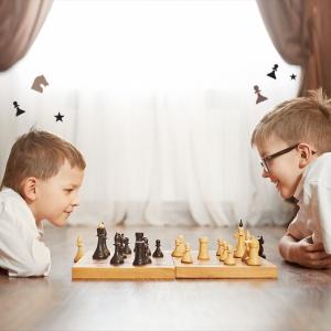 Зачем и как учить детей игре в шахматы?
