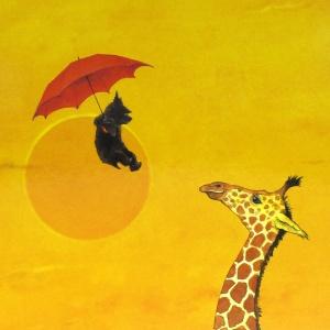 «Зонтик»: история одного невероятного путешествия, которую вы сочините сами