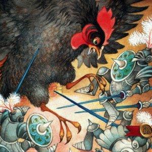 «Черная курица». Пять иллюстраторов, пять современных  изданий