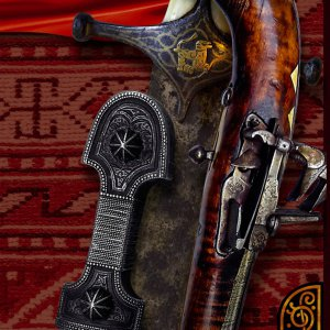 Легендарное грузинское оружие глазами Андрея Белянина