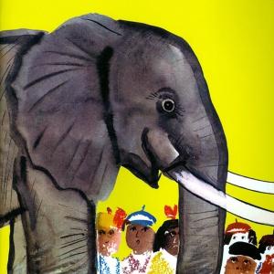 «Он намного больше нас, а явился в первый класс!». Четыре книги про слонов