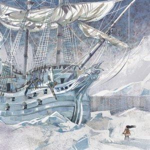«Пираты Ледового моря»: 448 страниц на одном дыхании