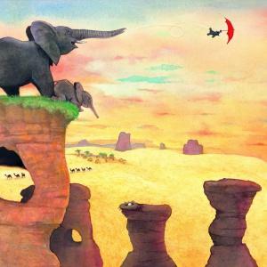 Щенок, который спас солнце, и приключения слоненка Джамбо: подводим итоги конкурса историй по книге «Зонтик»