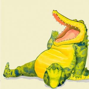 Драконы, крокодилы и другие герои в новых книжках-картинках «Лабиринт Пресс»