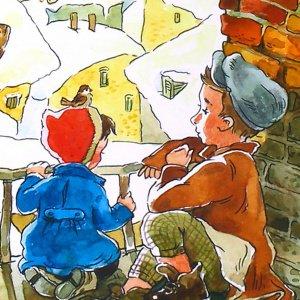 Про Вовку с Хвостиком и о том, как стать художником: Анна Доброчасова отвечает читателям