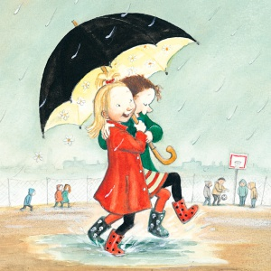 «Дюнне и счастье»: в самое сердце шестилетних читателей!