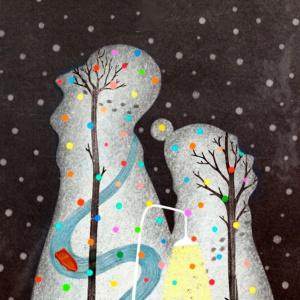 «Разноцветный снег»: школьная повесть — образцовая и современная