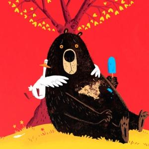 Веселые, стеснительные и ранимые литературные медведи