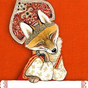 Лисица в сарафане, кот в кафтане. Русские сказки в иллюстрациях Евгения Рачева