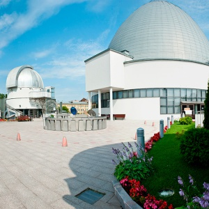 «Парк Неба» в Московском Планетарии и что читать, если любите астрономию