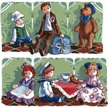 Тряпичная Энн, Пиноккио и другие игрушечные герои