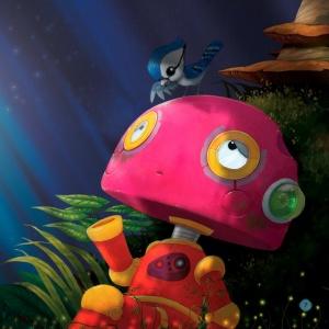 Сказка о роботе с добрым сердцем и другие истории для малышей