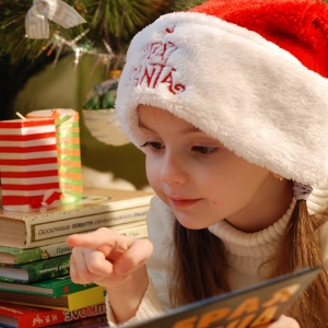 Детские книги, которые согревают зимой