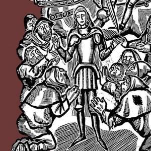 Отважные девочки Столетней войны