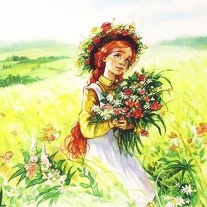 Алиса, Матильда, Офелия, Полианна и другие героини детских книг