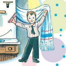 Долой слезы и капризы: книги о хорошем поведении