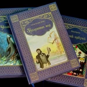Книга как личность. О детской коллекции «Верже»