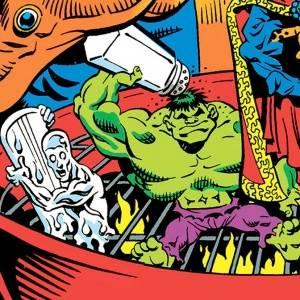 Только у нас! Сатирический комикс по вселенной Marvel и конкурс
