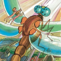 Жучки и паучки: жизнь насекомых в детских книгах