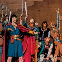 Доблесть и отвага: книги про рыцарей и не только