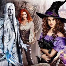 Ведьмы, кошки и любовь до гроба: новый роман Евы Никольской