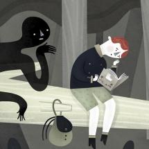 Кто прячется под обложкой: истории о привидениях
