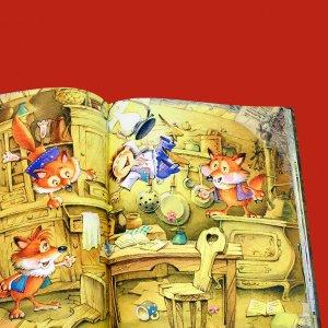 «Озорные сказки» Йозефа Лады – это сказки наоборот