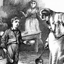 Оливер Твист и 10 литературных сироток, которым еще повезло